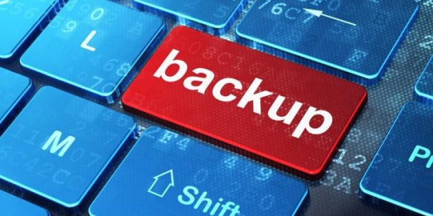 Backup SmarterMail Server